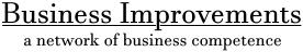 Business Improvements